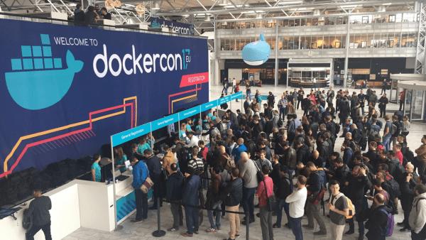 DockerCon EU 2017 Copenhagen, Denmark