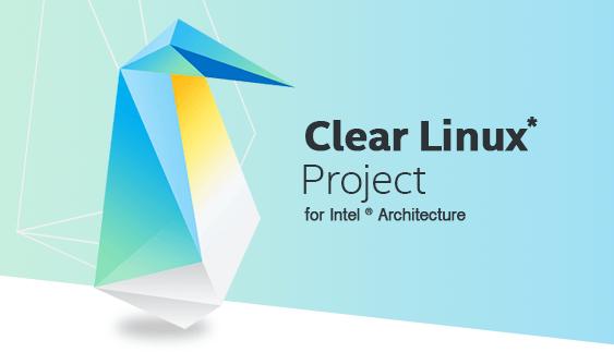 Intel Clear Linux Logo