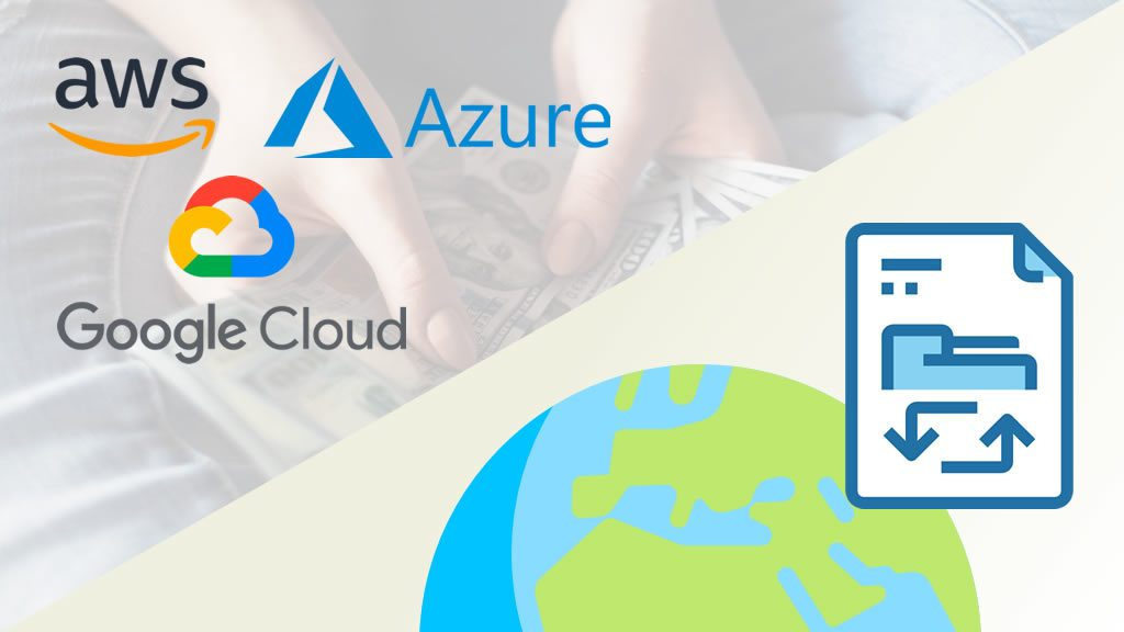 Cloud Migration from AWS, Azure, Google