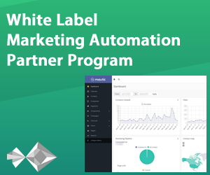 White Label Marketing Automation Partner Program